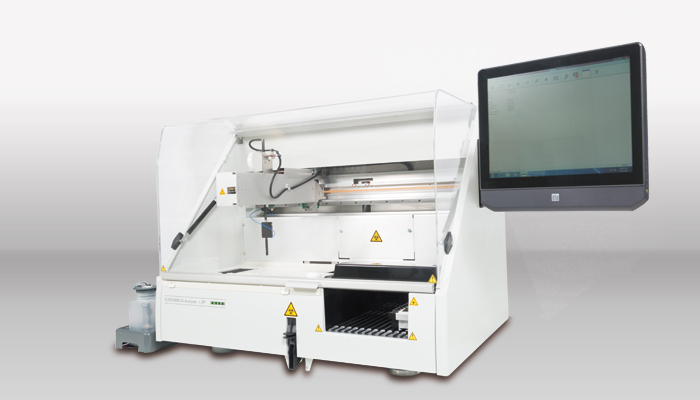 EUROIMMUN Analyzer I-2P